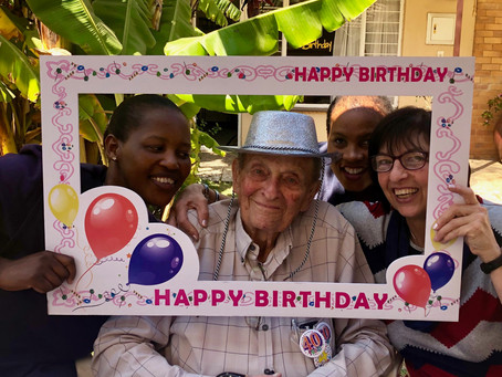 ARE YOU READY FOR YOUR 94TH BIRTHDAY?