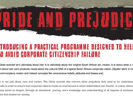 Pride & Prejudice.
