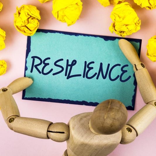 Building Resilience Lunchbreak Webinar