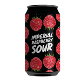 Hope Imperial Raspberry Sour 4 pack