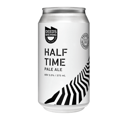 Deeds Half Time Pale Ale 6 pack