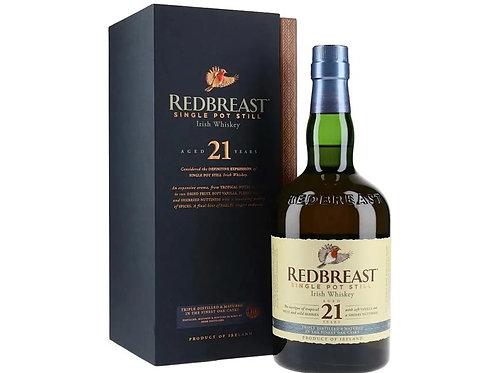 Redbreast Irish Whiskey 21yr old