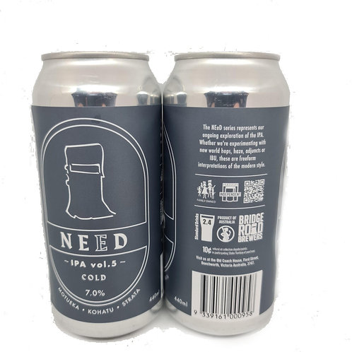 Need IPA Cold 4 pack