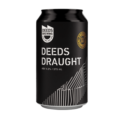 Deeds Draught 6 pack