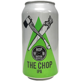 Hop Nation The CHOP IPA 4 pack