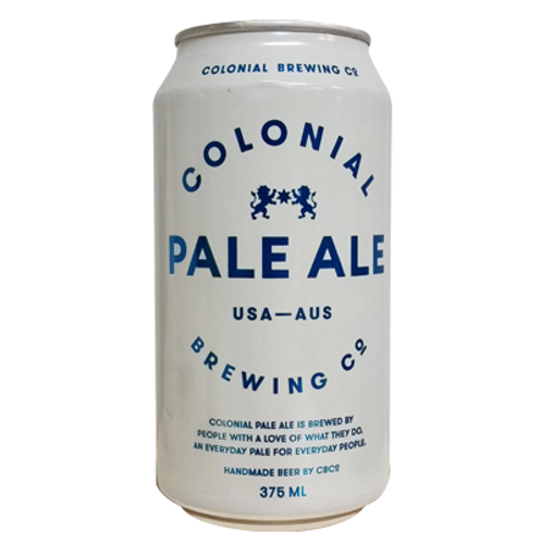 Colonial Pale Ale 6 pack