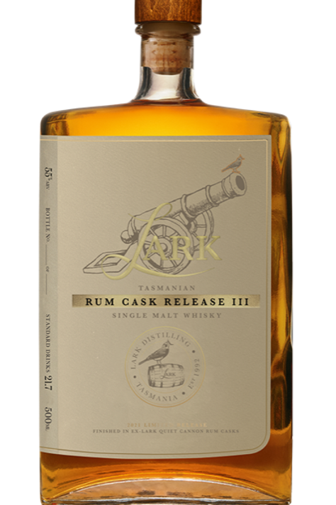 Lark Rum Cask Release #3