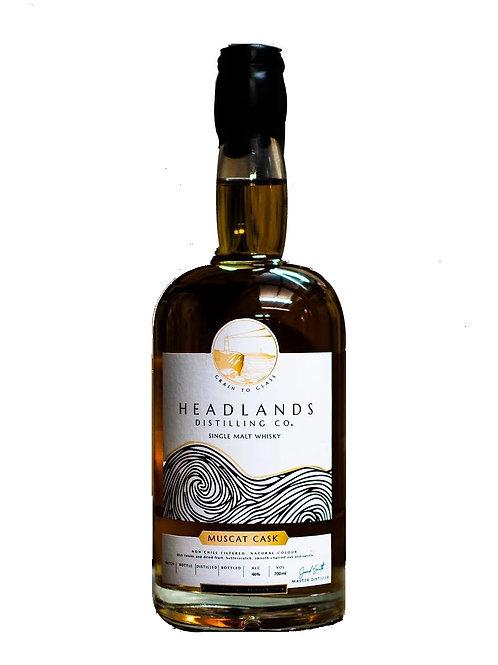 Headlands Single Malt Whiskey