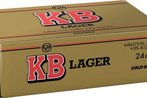 KB Lager Cans