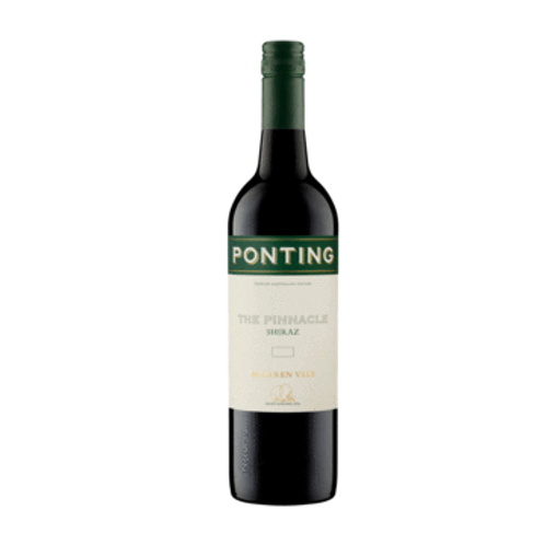 "Ponting ""The Pinnacle"" Mclaren Vale Shiraz 2017"