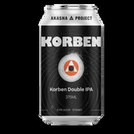 Akasha Korben Double IPA 4 pack