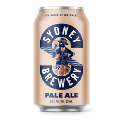 Sydney Brewery Pale Ale 4 pack