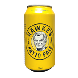 Hawke's Brewing Co. Patio Pale Ale 6 pack