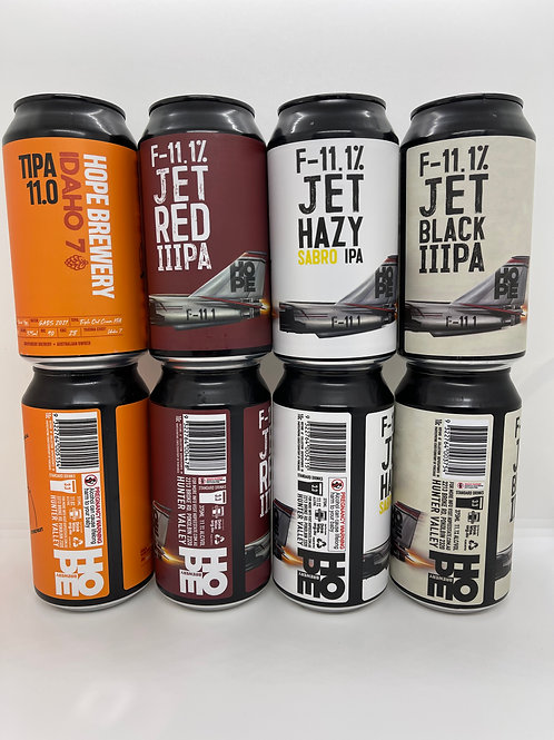 Hope Estate mixed 8 pack