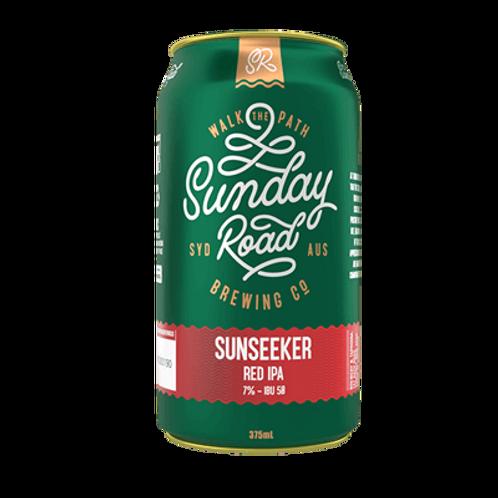 Sunday Road Sunseeker Red IPA 4 pack