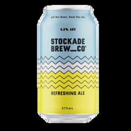 Stockade Refreshing Ale 6pack