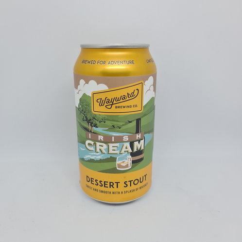 Wayward Irish Cream Dessert Stout 4 pack