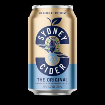 Sydney Brewery Apple Cider 4 pack