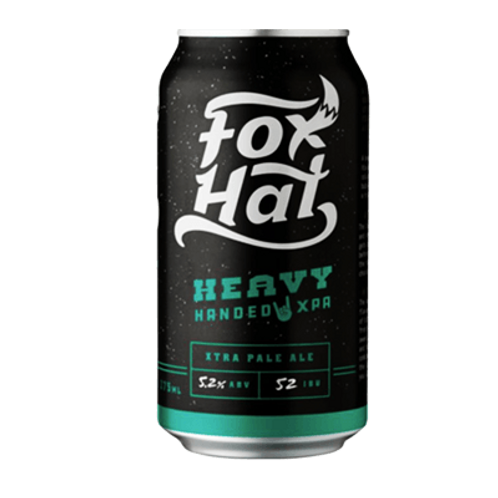 Fox Hat Heavy Handed XPA 4 pack