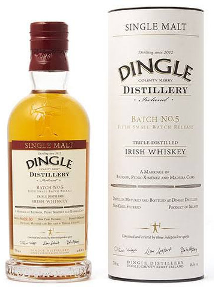 Dingle Small Batch Irish Whiskey