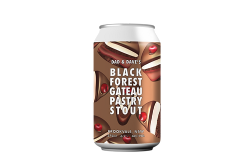Dad & Dave's Black Forest Gateau Pastry Stout 4 pack