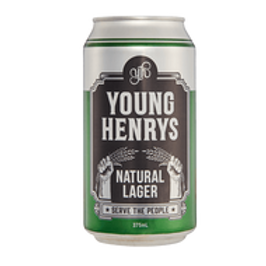 Young Henry's Natural Lager 6 pack