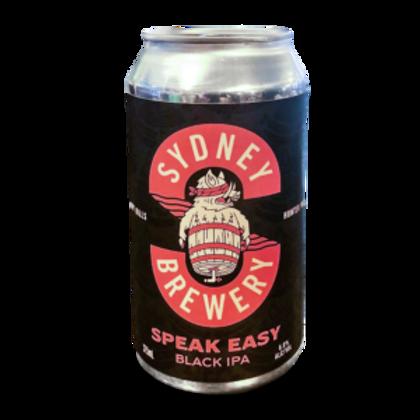 Sydney Brewery Speakeasy Black IPA 4 pack