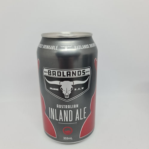 Badlands Inland Ale 6 pack