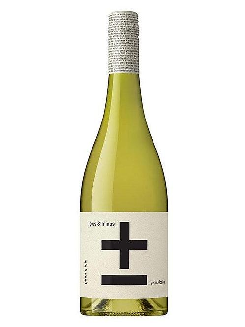 Plus & Minus Pinot Grigio
