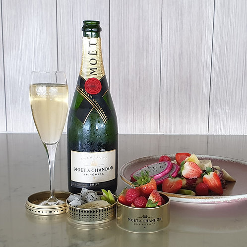 Moet & Chandon Canape Tin