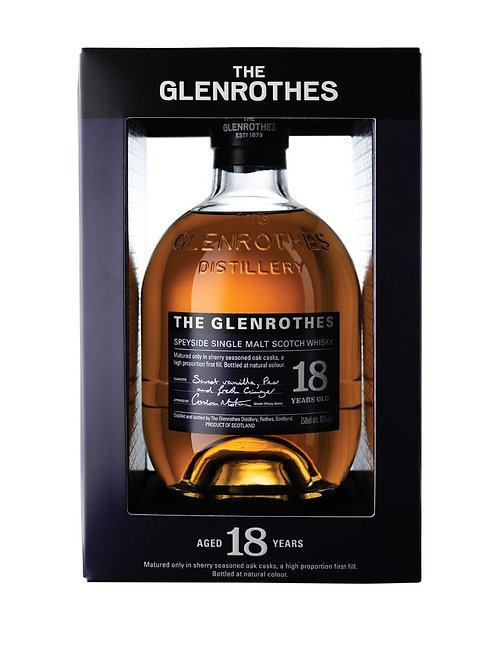 The Glenrothes 18yr old