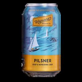 Wayward Pilsner 6 pack