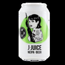 Hop nation J-JUICE NEIPA 4 pack