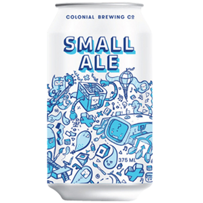 Colonial Small Ale 6 pack