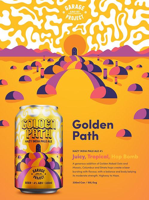 Golden Path Hazy IPA