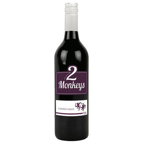 2 Monkeys Cabernet Merlot