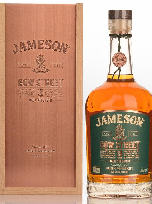 Jameson Bow Street 18yr old