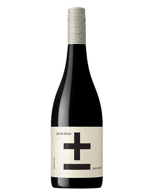 Plus & Minus Pinot Noir