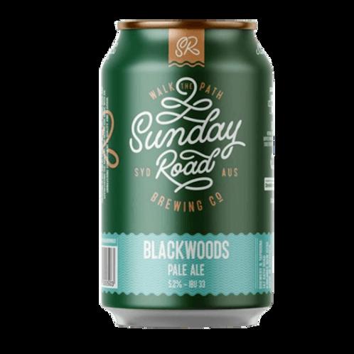 Sunday Road Blackwoods Pale Ale 4 pack