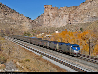 Amtrak - How Does it Compare with Trains Overseas?