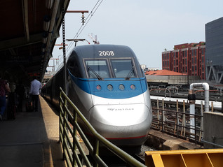 Amtrak vs The World: How do US high-speed trains compare with those overseas?