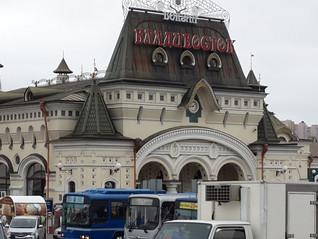 Vladivostok to Irkutsk; 3 Days on the Rails