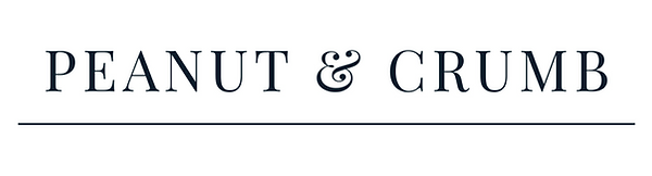 PEANUT&CRUMB-logo header PNG .png