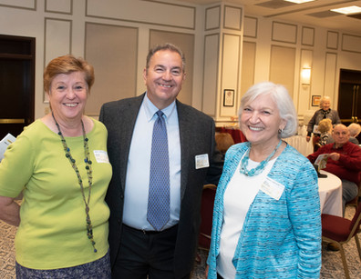 Phyllis Cherry, Charlie Gable, and Alicia Hardisky, Anne Arundel County