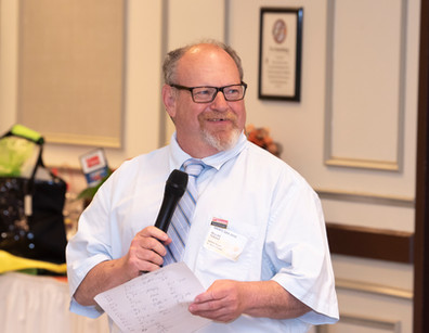 Area II South Director Harold Siskind from St. Mary's County