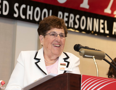 President Fay Miller from Kent County