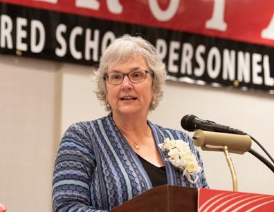 Incoming President Ann Marie Downey, Washington County