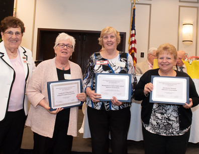 Membership Awards for Largest Numerical Increase