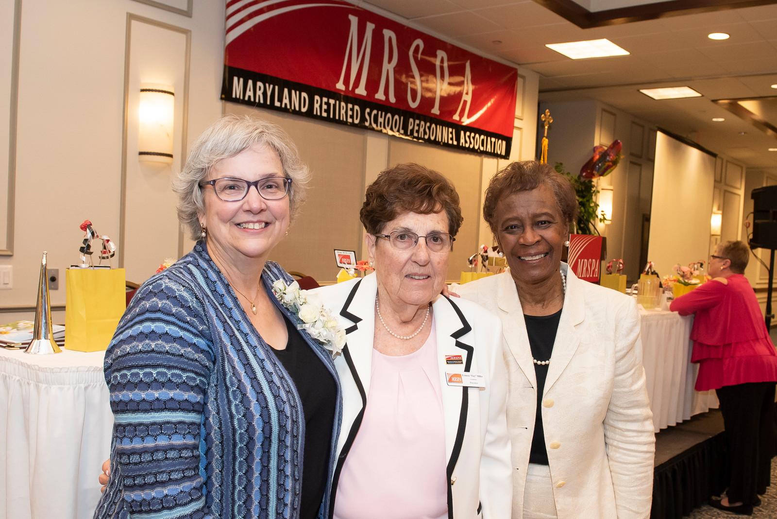 Incoming President Ann Marie Downey Washington County President