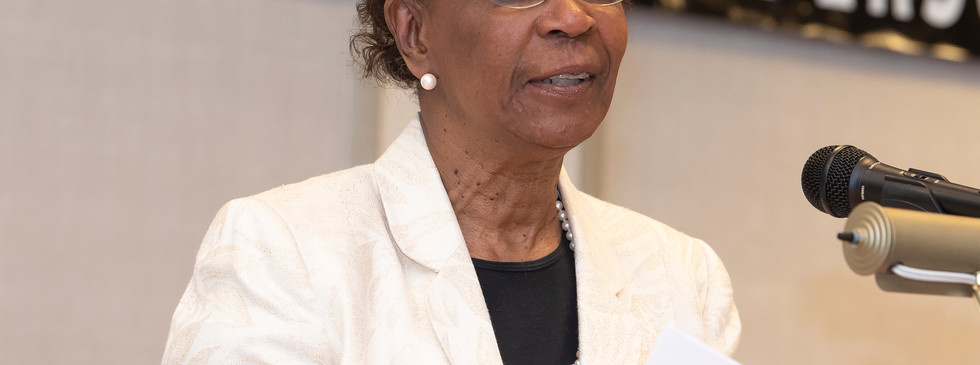 Vice President Lorraine Johnson from Prince George's County